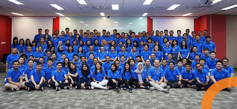 Company History | SOLTIUS Indonesia